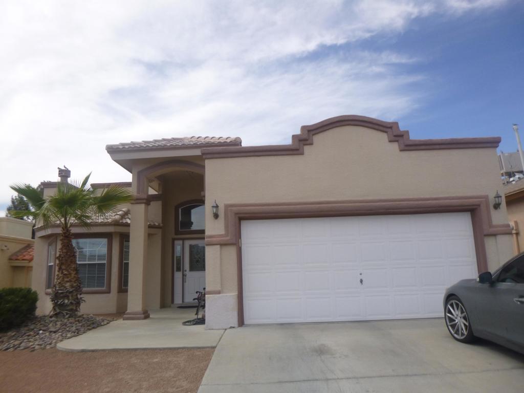 1165 Amber Morgan Drive, El Paso, TX 79936