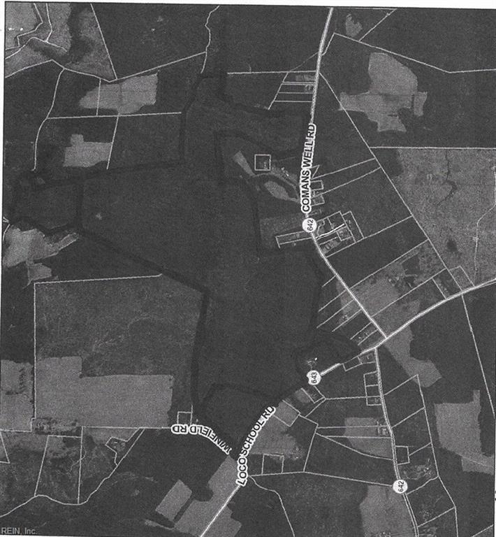 302acr Rt 643 & Rt 642 Comans Well Road, Stony Creek, VA 23882