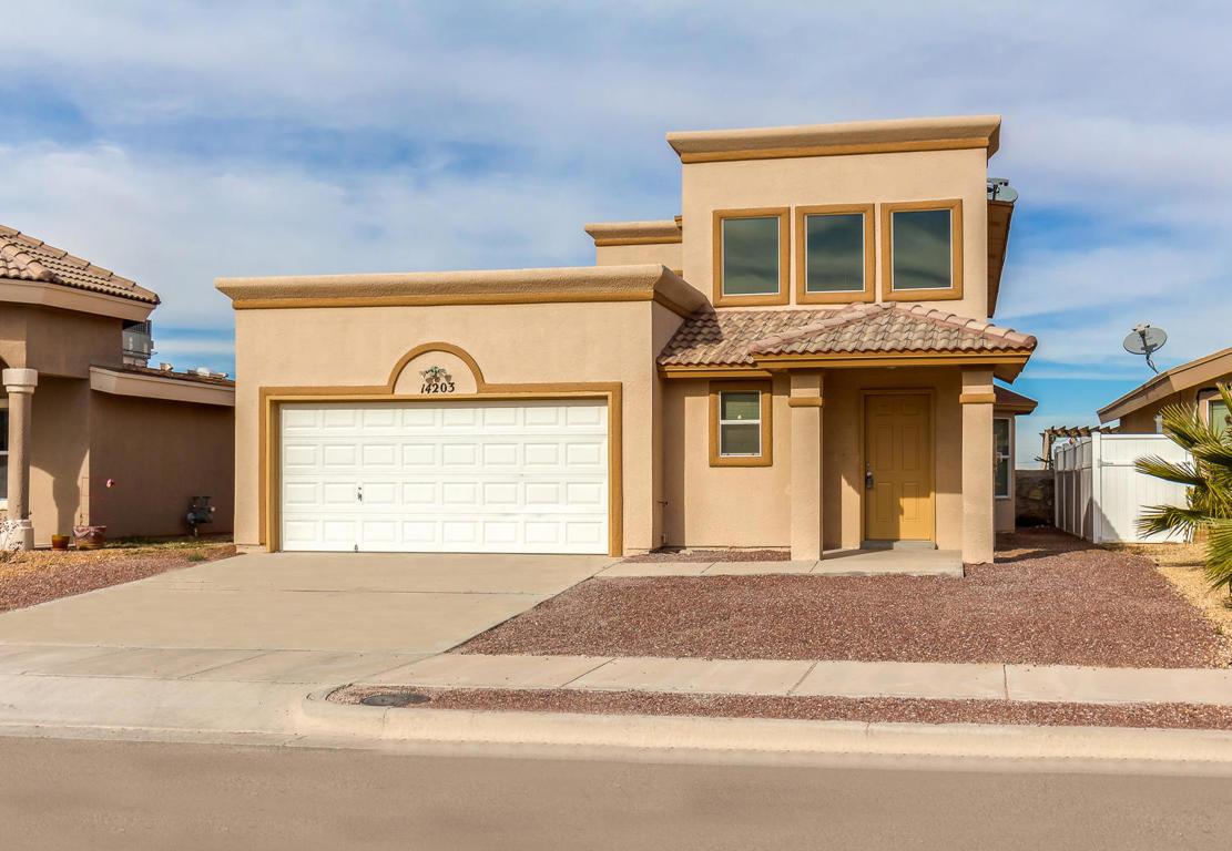 14203 Gil Reyes Drive, El Paso, TX 79938