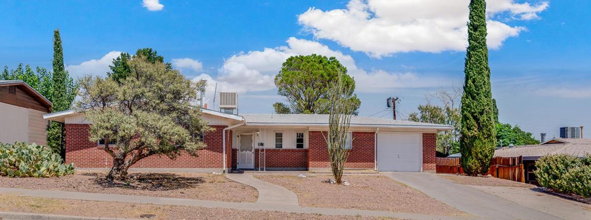 3503 Capella Avenue, El Paso, TX 79904
