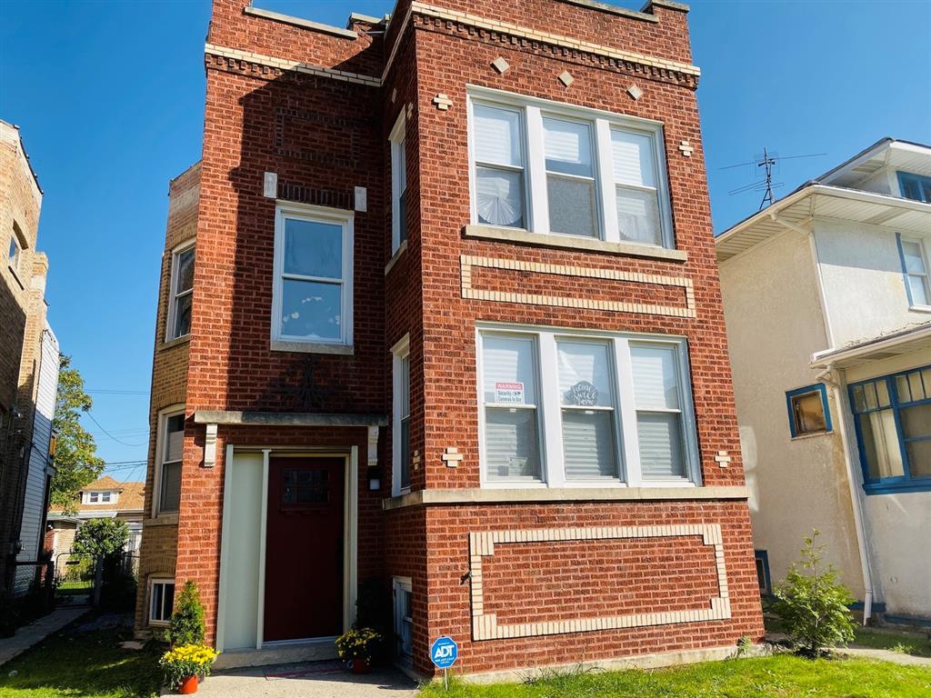 1335 North Massasoit Avenue Chicago Il 60651 Mls
