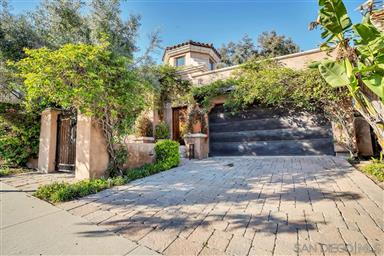 5851 Soledad Mountain Road La Jolla,CA 92037