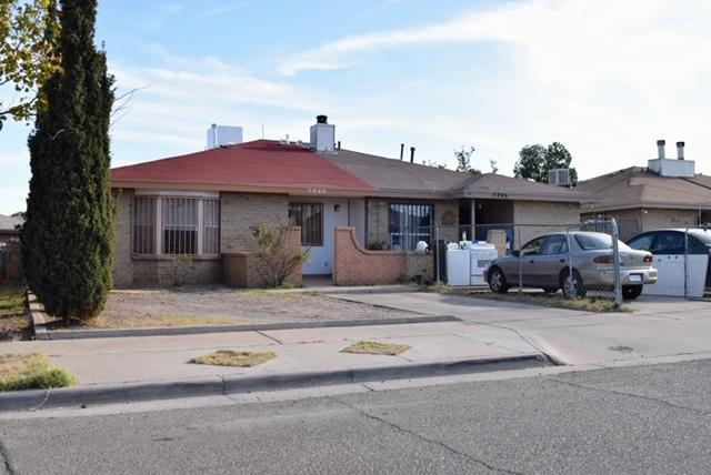 5948 Bridalveil Drive, El Paso, TX 79924