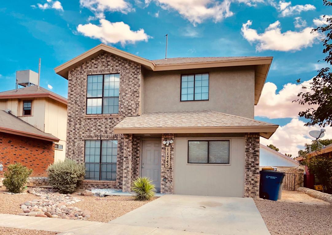 11745 Queens Garden Circle, El Paso, TX 79936