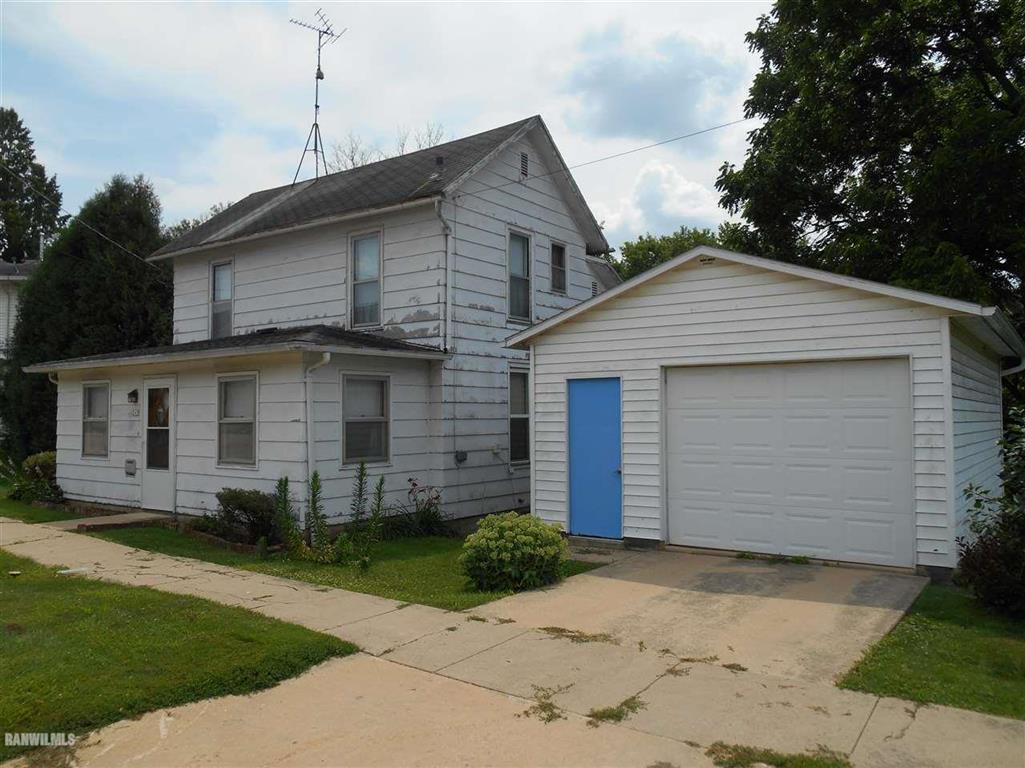 245 Carver Street, Winslow, IL 61089