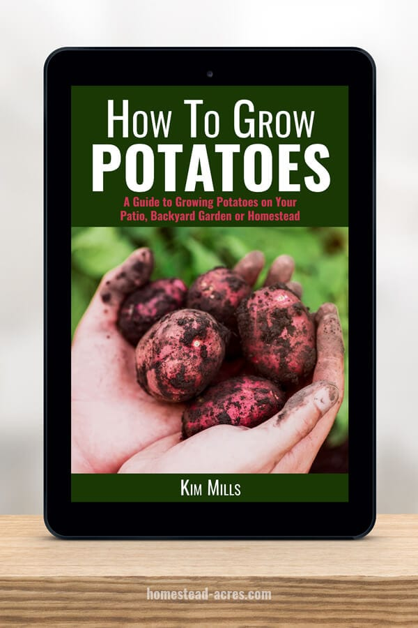 How to grow potatoes ebook