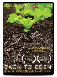Back to Eden DVD