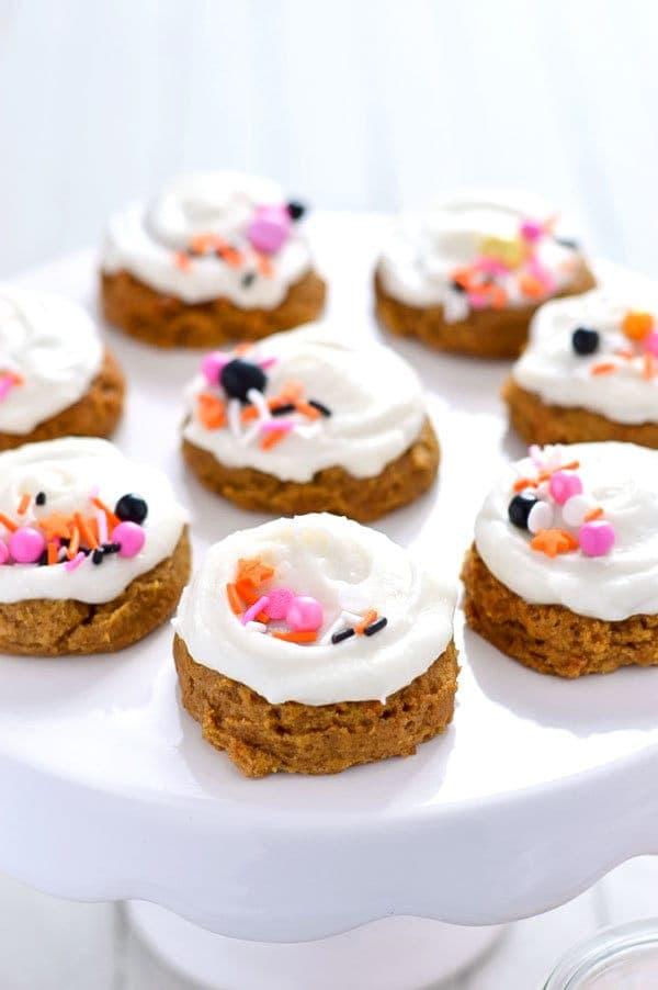 Gluten Free Pumpkin Cookies