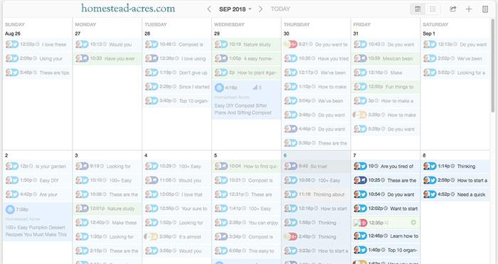 CoSchedule Review - CoSchedule Content Calendar