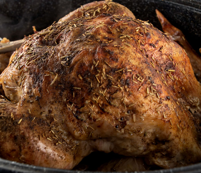 Easy Moist Thanksgiving Turkey