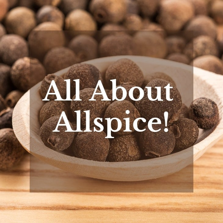 What is allspice and how to make your own substitute