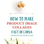 Making Product Collages In Canva