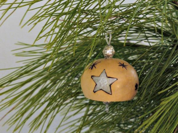 DIY Mini Gourd Ornament