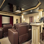 37 Mind-Blowing Home Theater Design Ideas (Pictures) You Have to See to Believe