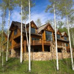 33 Stunning Log Home Designs that Will Make You Re-Think Your Favorite Style of Home (2016)