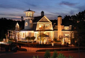 Craftsman shingle style beach house