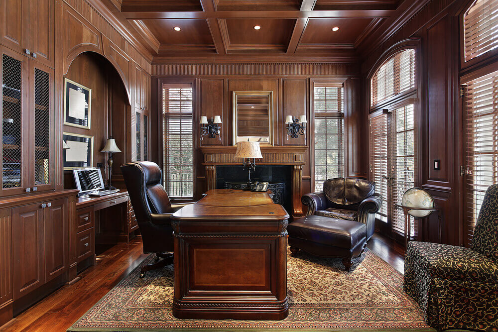 150+ Luxury & Modern Home Office Design Ideas (Photo Gallery)