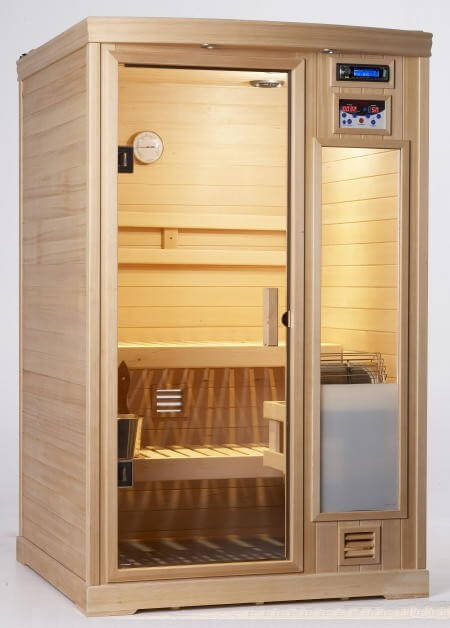 52 Dry Heat Home Sauna Designs (Photos)