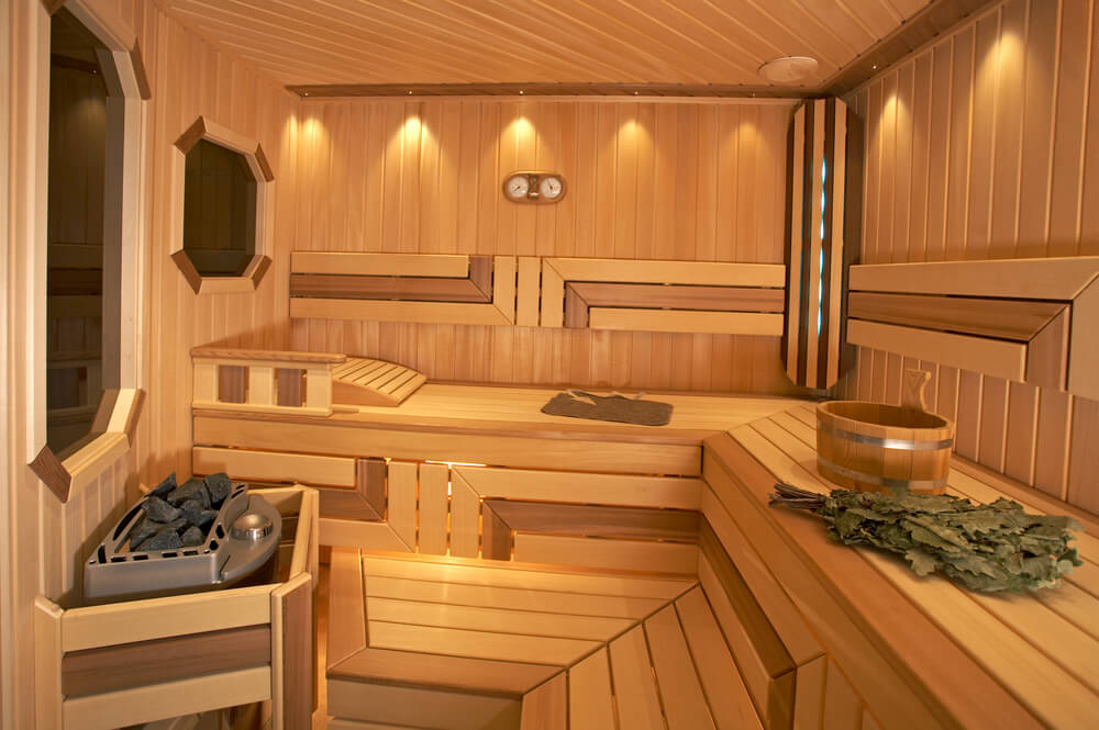 Sauna Design Ideas Best House Design