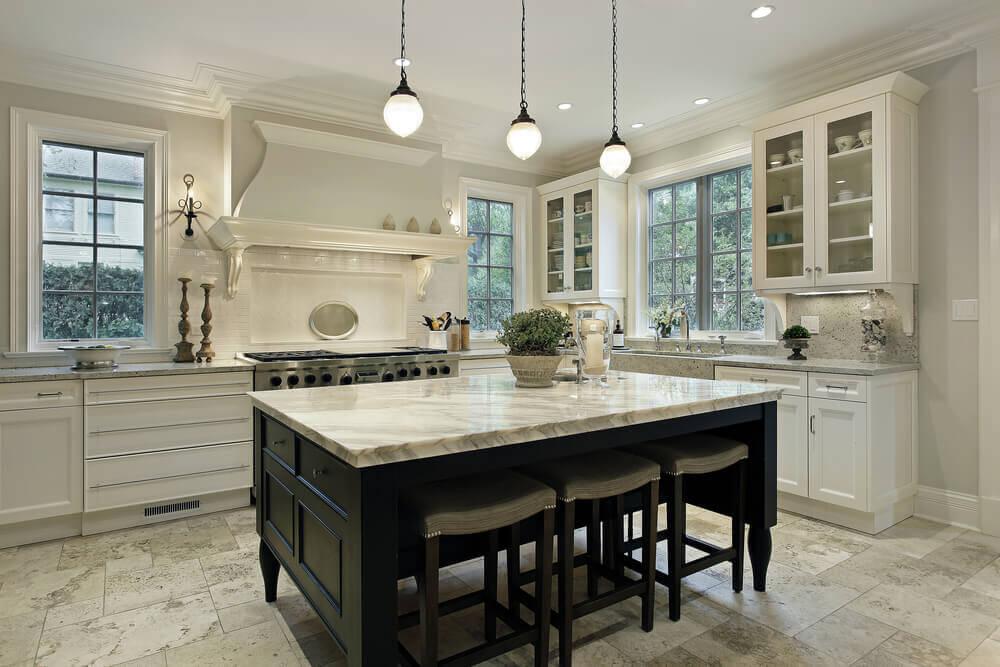 White Kitchens By Design 124 custom luxury kitchen designs (part 1) | home stratosphere