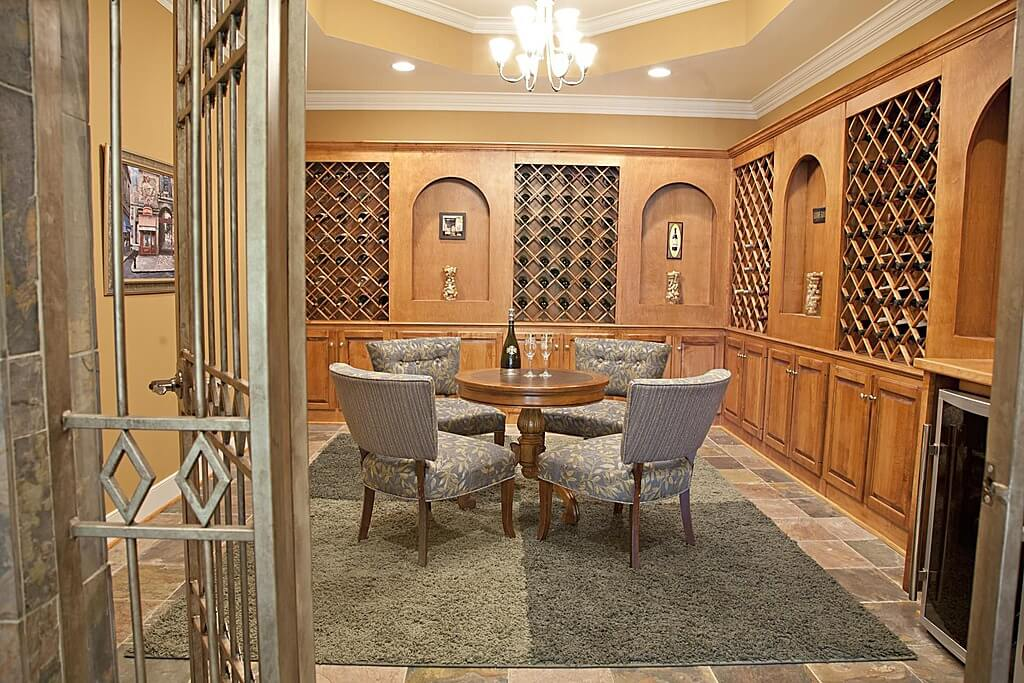 custom wood 45 custom luxury wine cellar designs