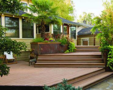Joe's Deck Plans Deck Design