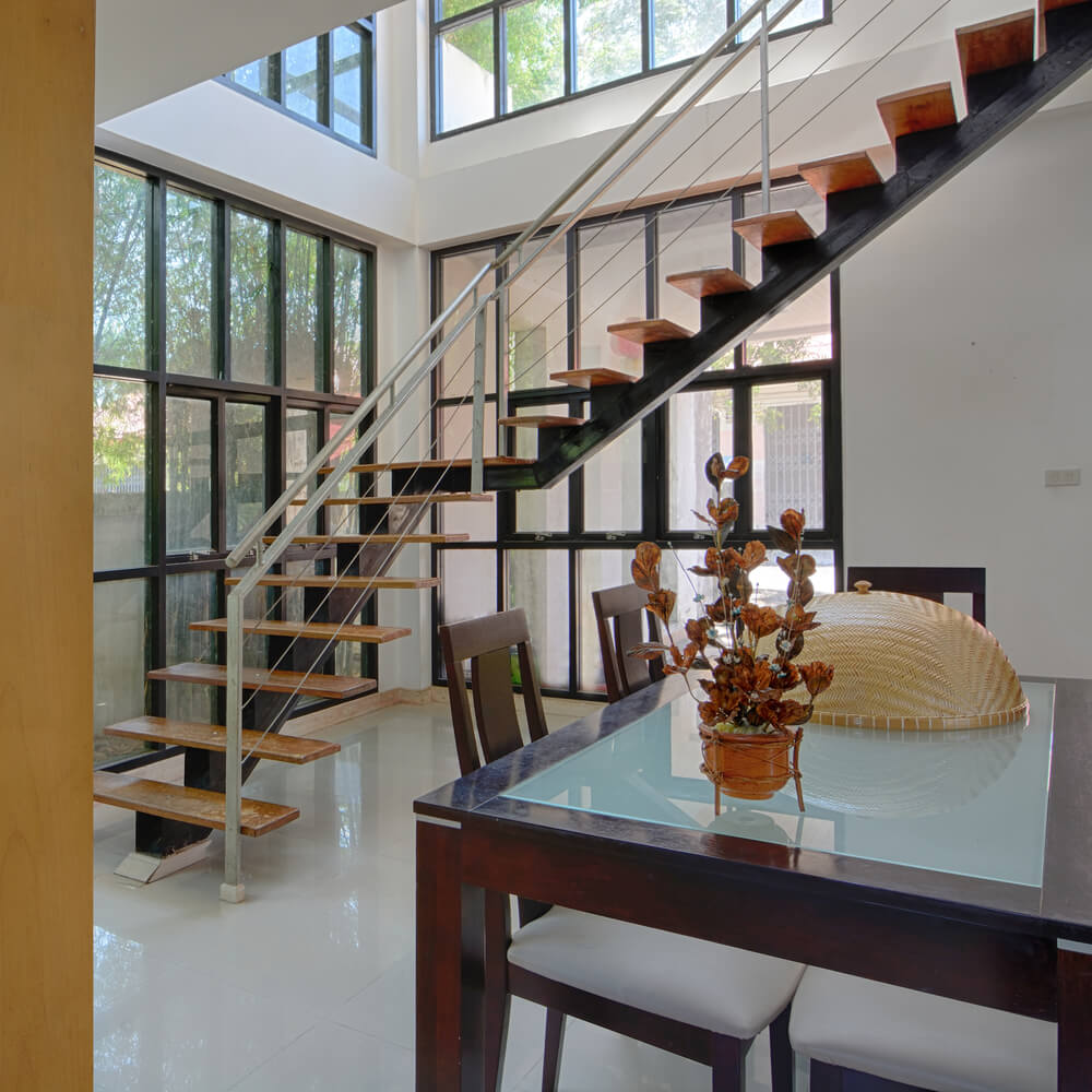 33 Staircase Designs Enriching Modern Interiors With: 33 Flamboyant Modern Staircase Designs