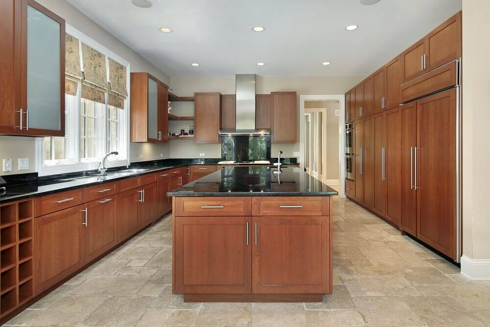 "Kitchen Design Ideas Light Cabinets 43 ""new and spacious"" light wood custom kitchen designs"