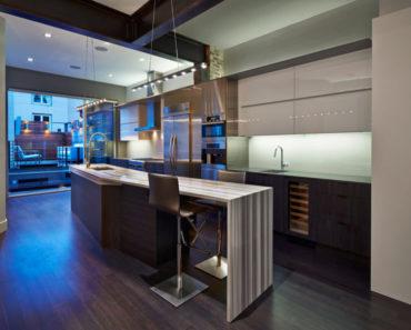 Beautiful Modern Home by KUBE Architecture
