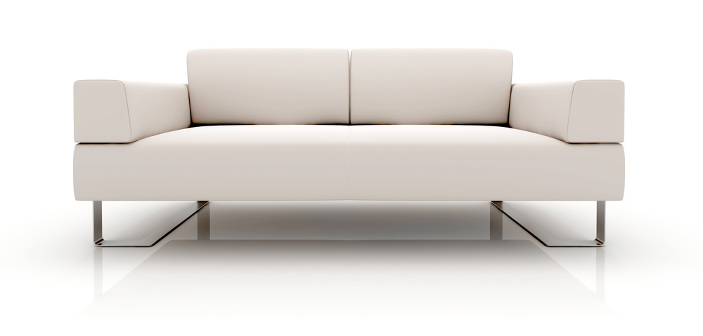 contemporary mid century modern sofa