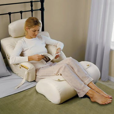 Picture of the Superior Comfort Bed Lounger