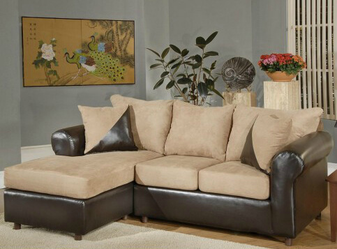 The mocha and beige color palette has gained a great deal of popularity because it is so easy to decorate around.