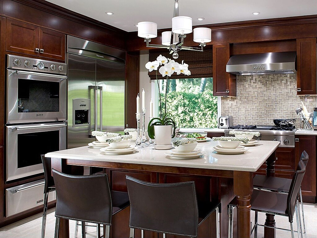 52 kitchens with wood or black kitchen cabinets 2018