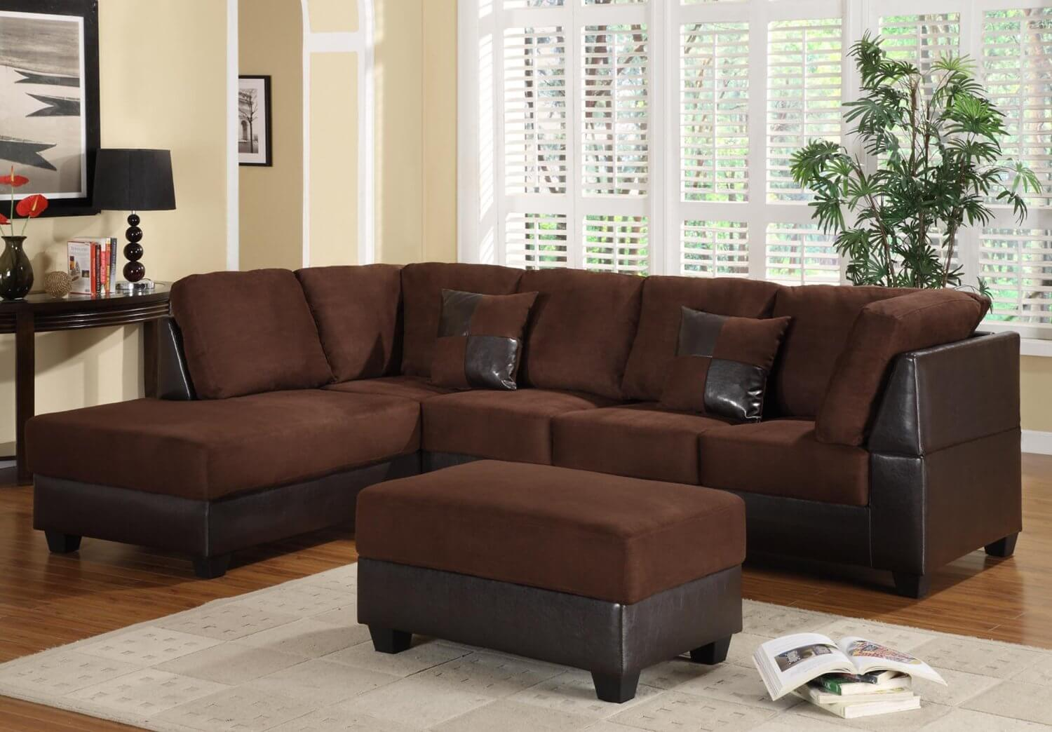 13 sectional sofas under $500 (several styles)