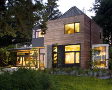 Ellis Residence Home Design by COATES Design Architects