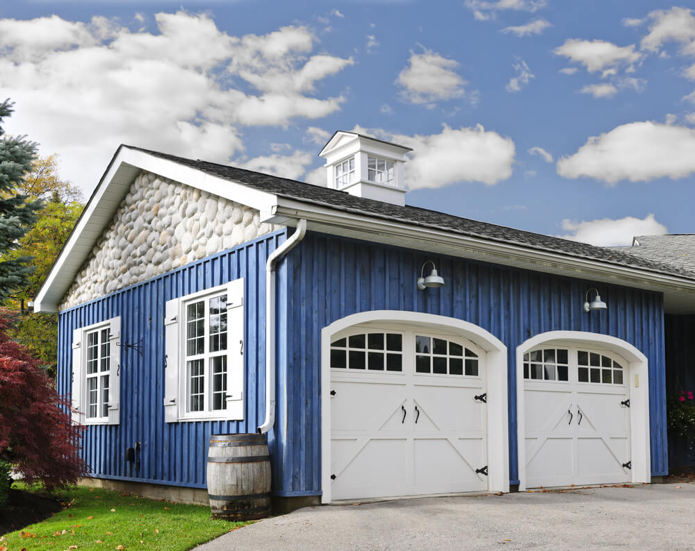 60 residential garage door designs pictures for Free garage design software