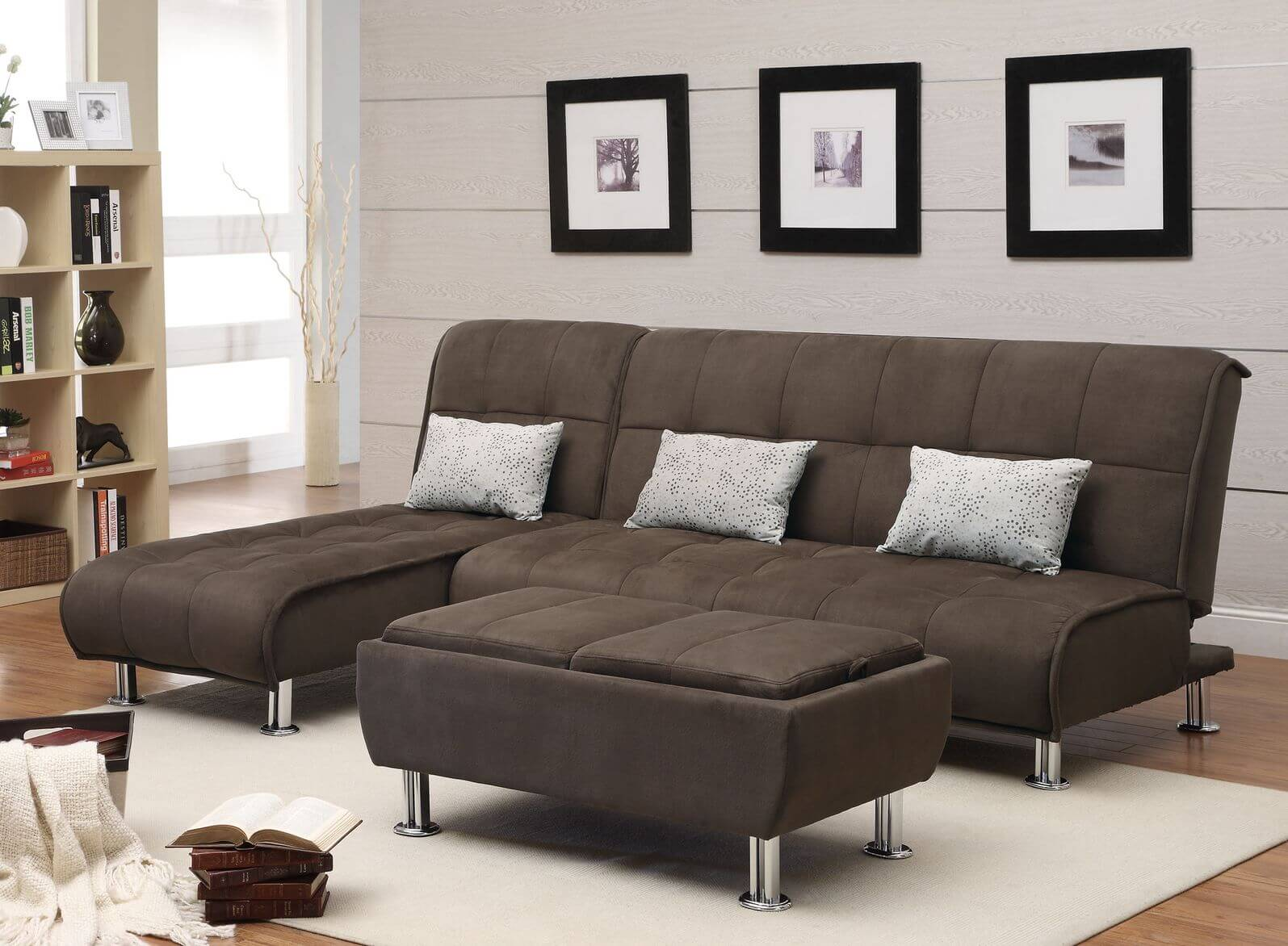 Coffee Tables For Sectional Sofas 50 beautiful living rooms with ottoman coffee tables