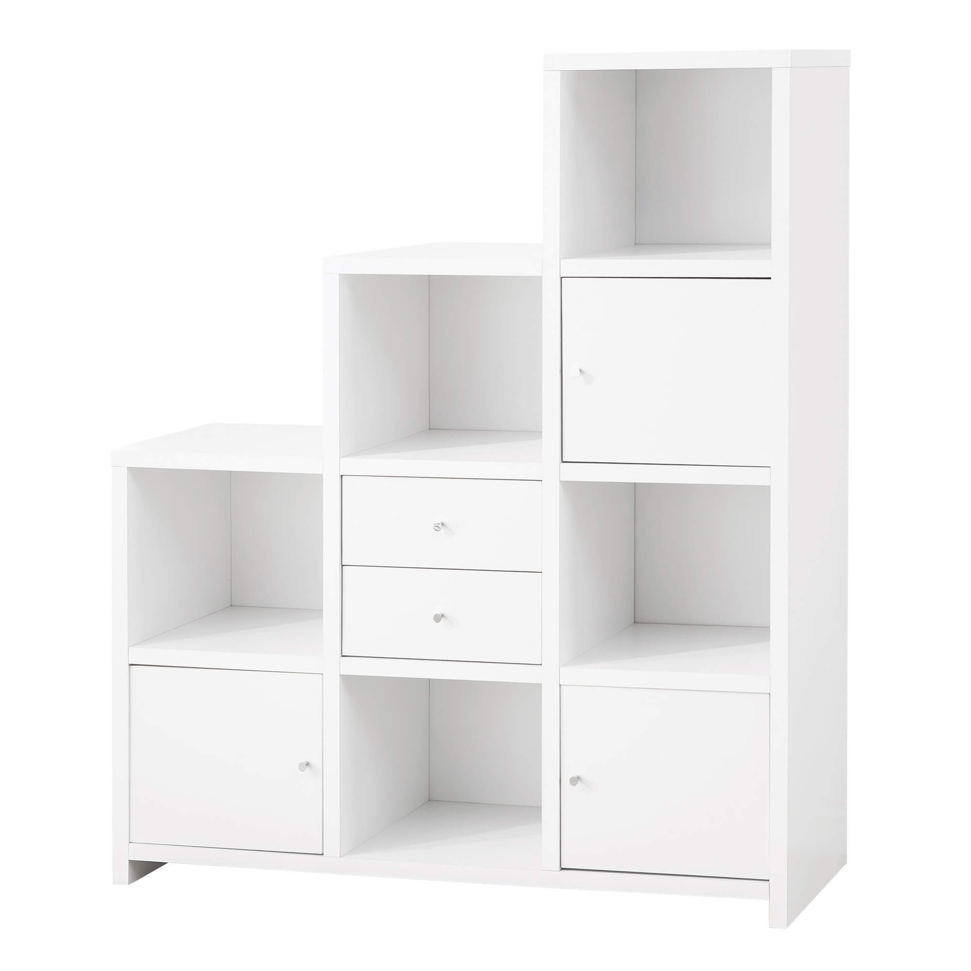 shelves shelf bookcase chest toy organizer bin cubes with storage bookshelf childrens unit white bins baskets desk ikea lack box