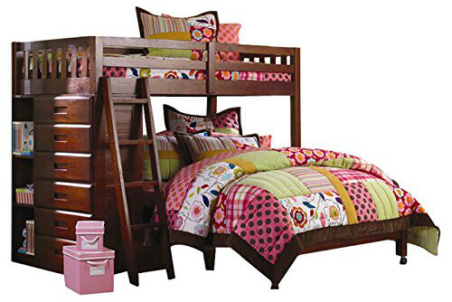 21 Top Wooden LShaped Bunk Beds WITH SPACESAVING FEATURES