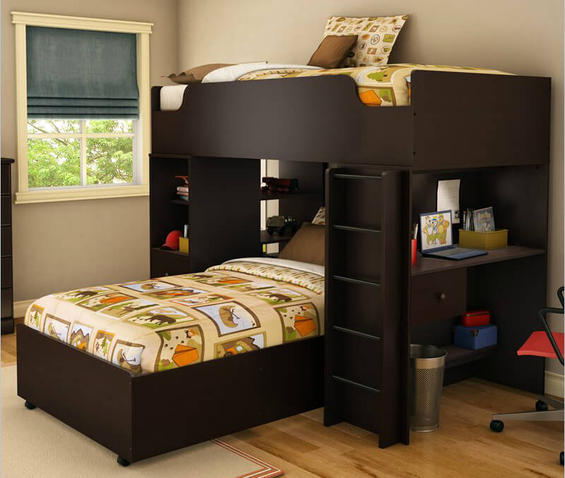 Amazon Double Decker Bed