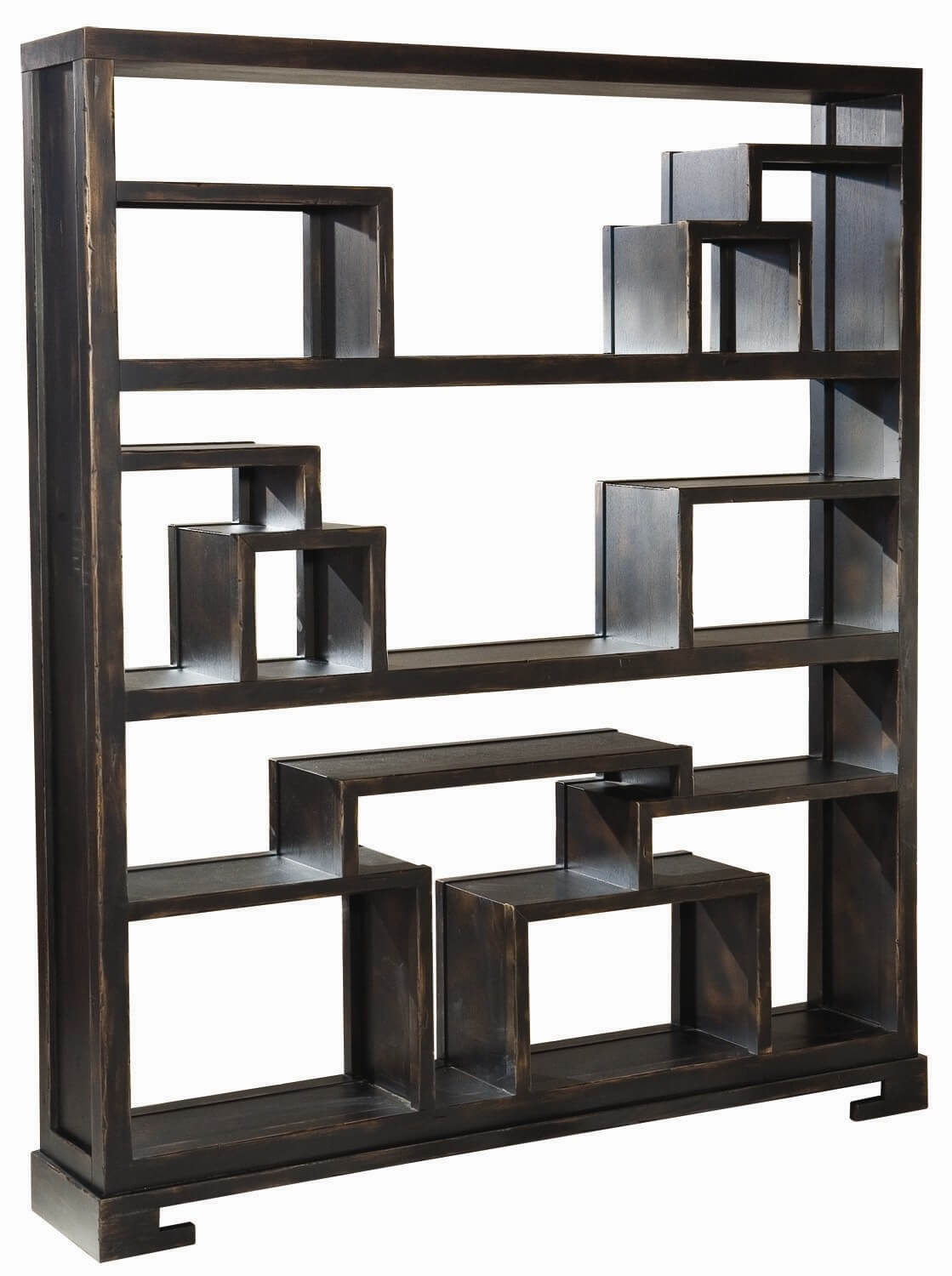 itm bookcase cube organizer closet storage shelves furniture weathered bookcases cubbies