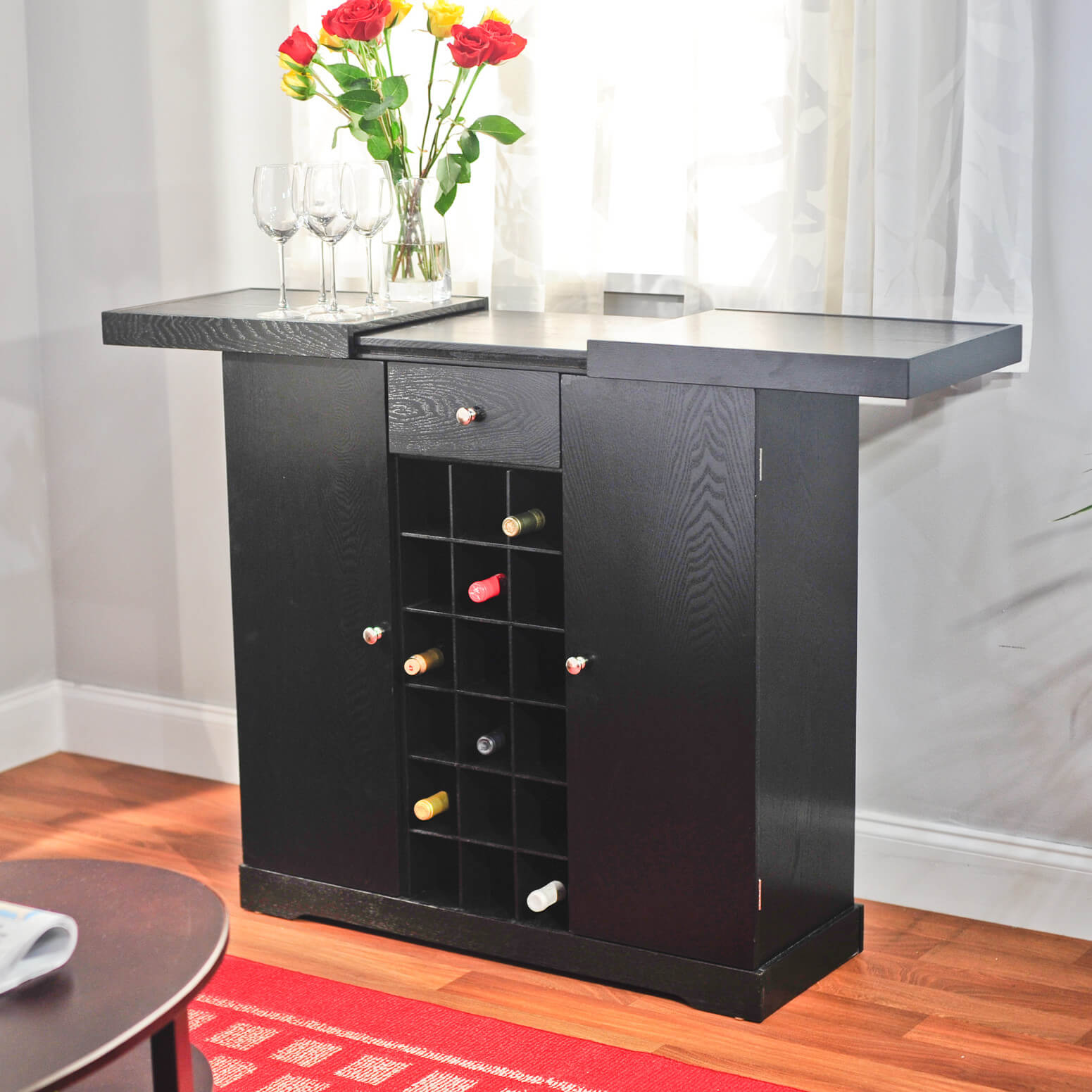 This Is A Classic Cabinet Instead Of A Bar. We Included It In This Gallery
