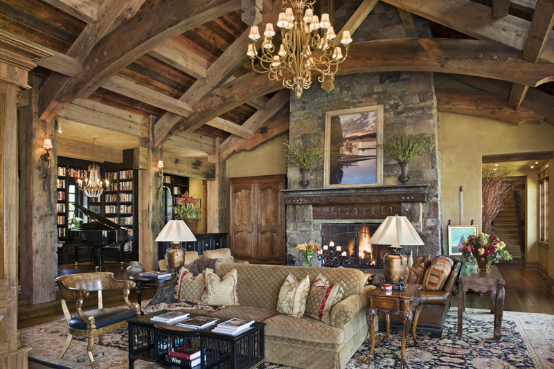 39 Custom Contemporary Living Room Designs by Designers Worldwide Seen from the opposite angle  the living room is dominated by immense stone  fireplace with. Custom Living Room. Home Design Ideas