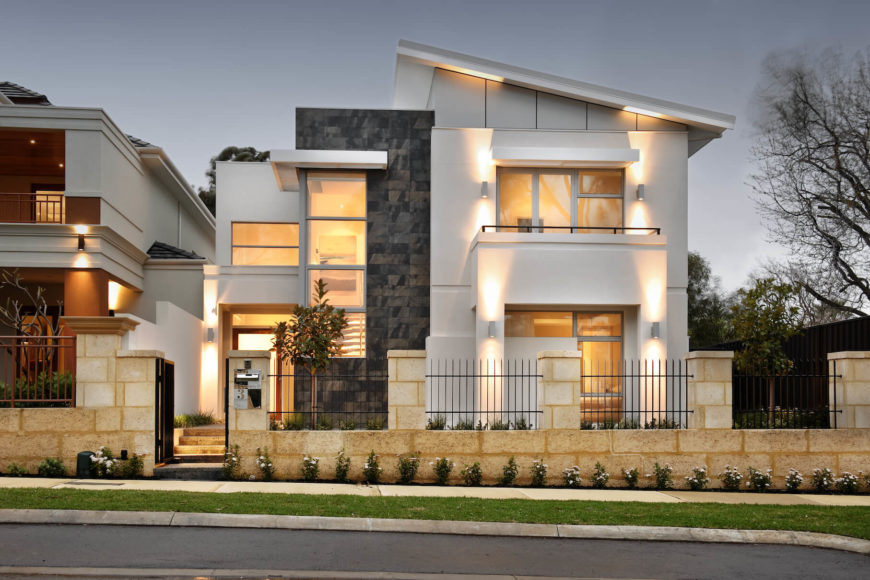 Daniel Lomma Design Creates a Modern Urban Masterpiece Home with the Derby House