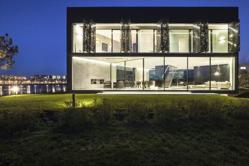 Villa Kavel by Studioninedots
