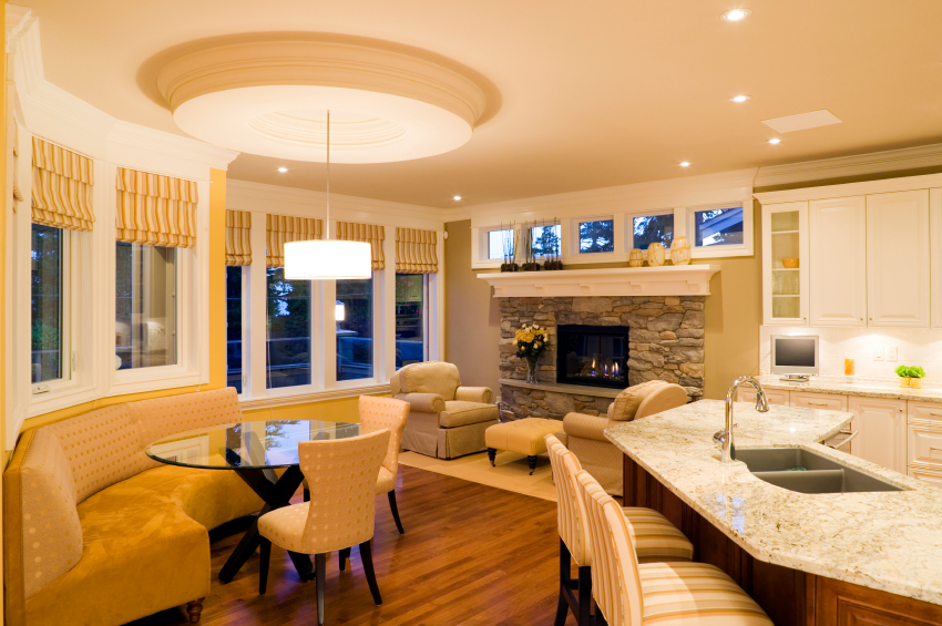 37 Gorgeous Living Rooms With Hardwood Floors