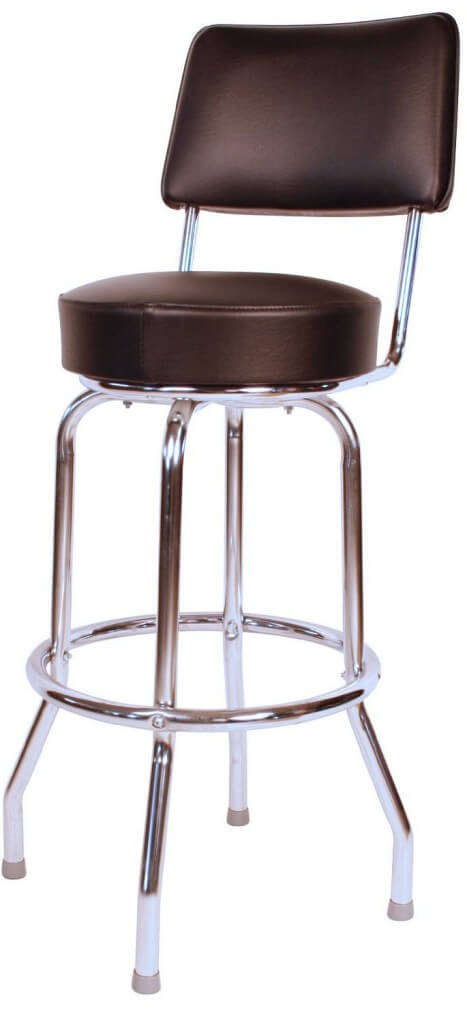 52 Types of Counter amp Bar Stools Buying Guide : 10 high back stool 467x1024 from www.homestratosphere.com size 467 x 1024 jpeg 28kB
