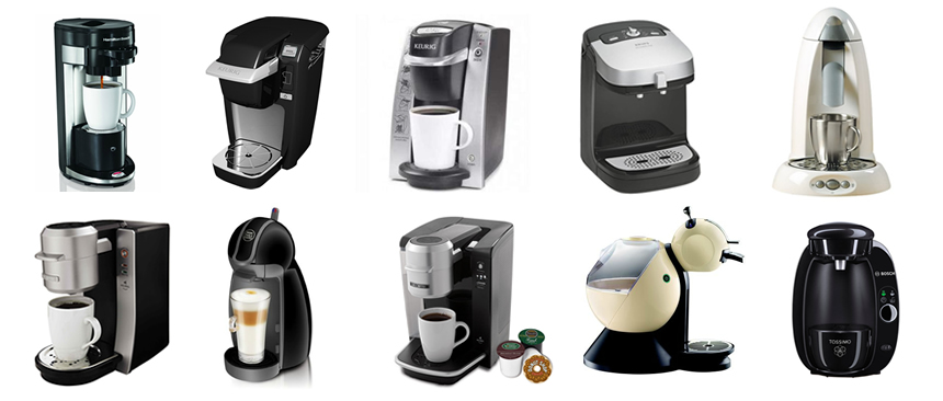 10 top single serve coffe makers under 100