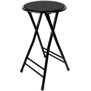 Basic folding stool.