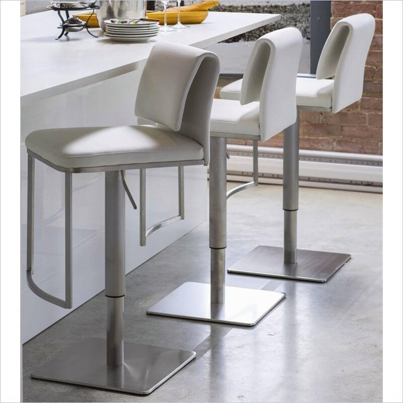 24 Inch Backless Stools